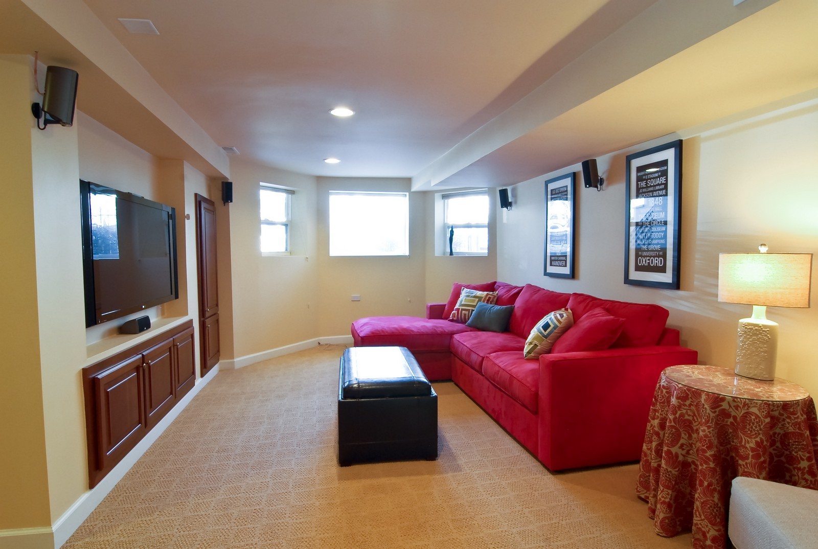 Real Estate Photography - 1519 W Oakdale, Chicago, IL, 60657 - Family Room