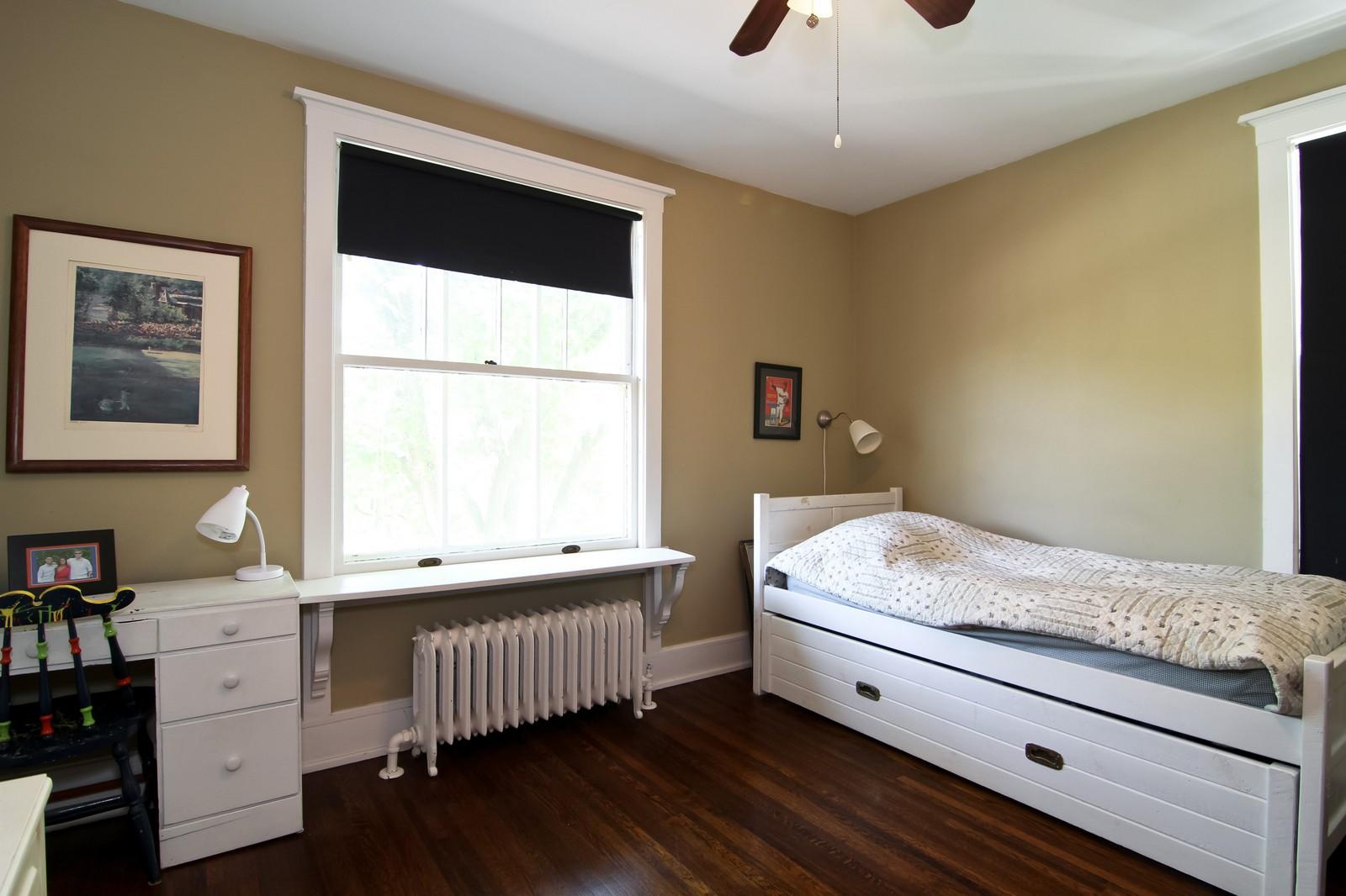 Real Estate Photography - 239 6th Avenue, La Grange, IL, 60525 - 2nd Bedroom