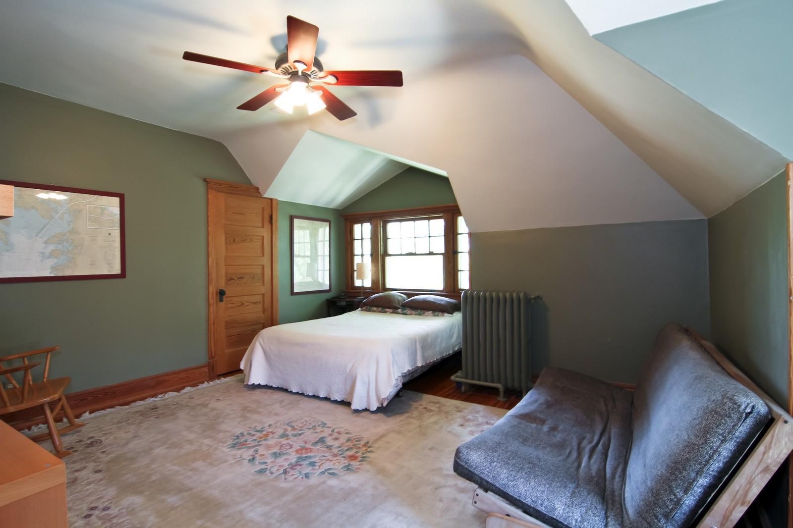 Real Estate Photography - 239 6th Avenue, La Grange, IL, 60525 - 4th Bedroom