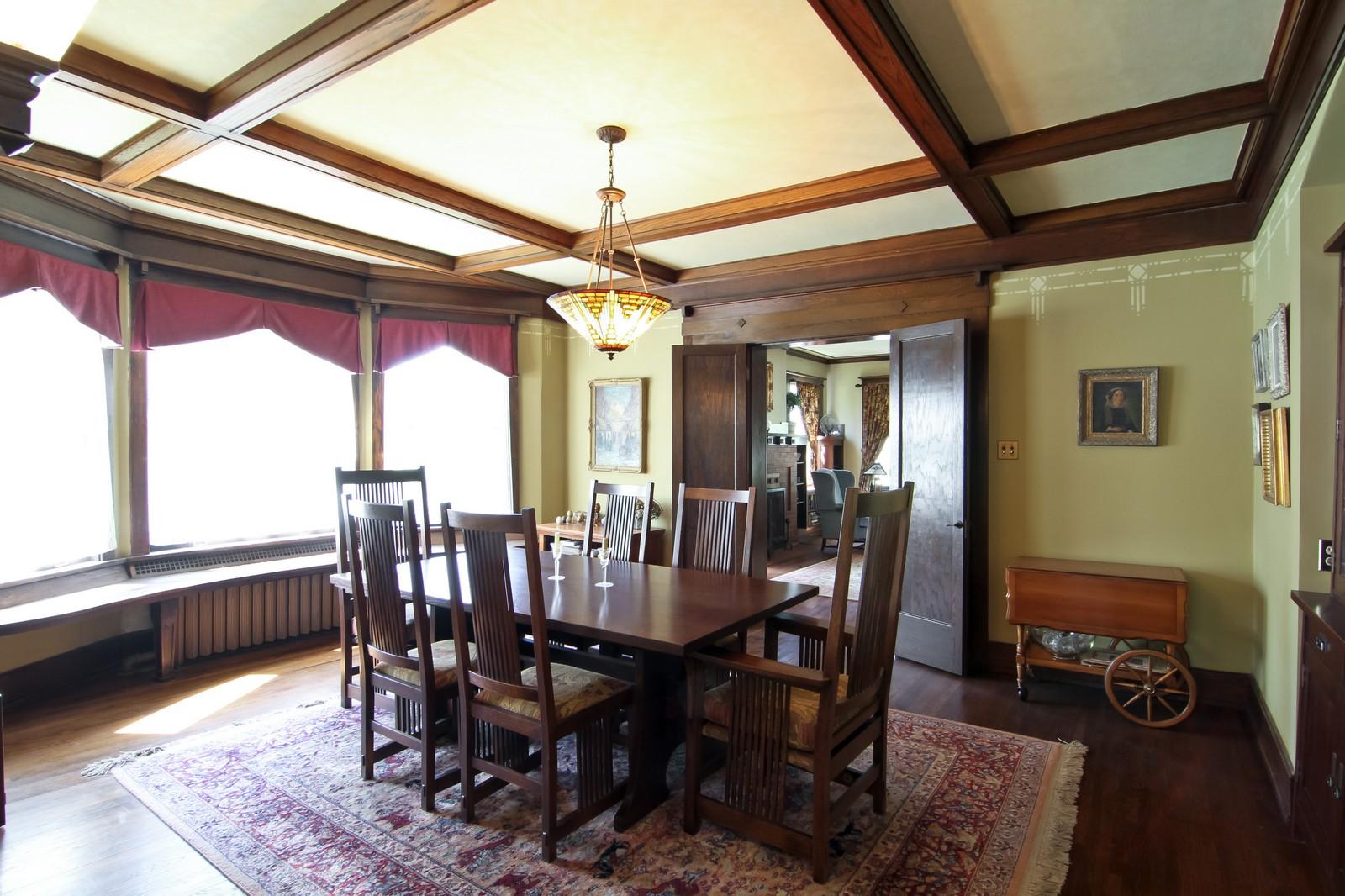 Real Estate Photography - 239 6th Avenue, La Grange, IL, 60525 - Dining Room