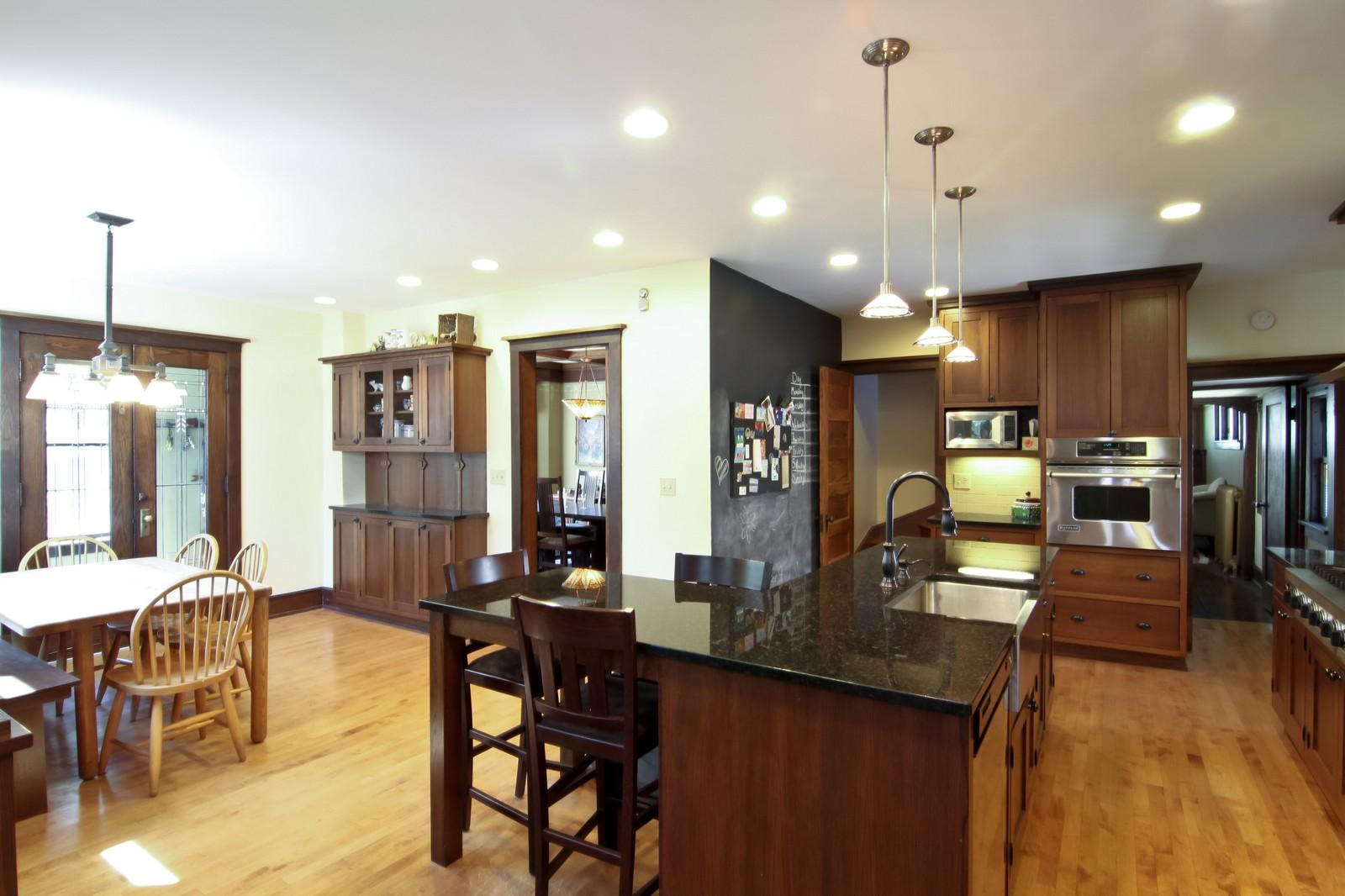 Real Estate Photography - 239 6th Avenue, La Grange, IL, 60525 - Kitchen