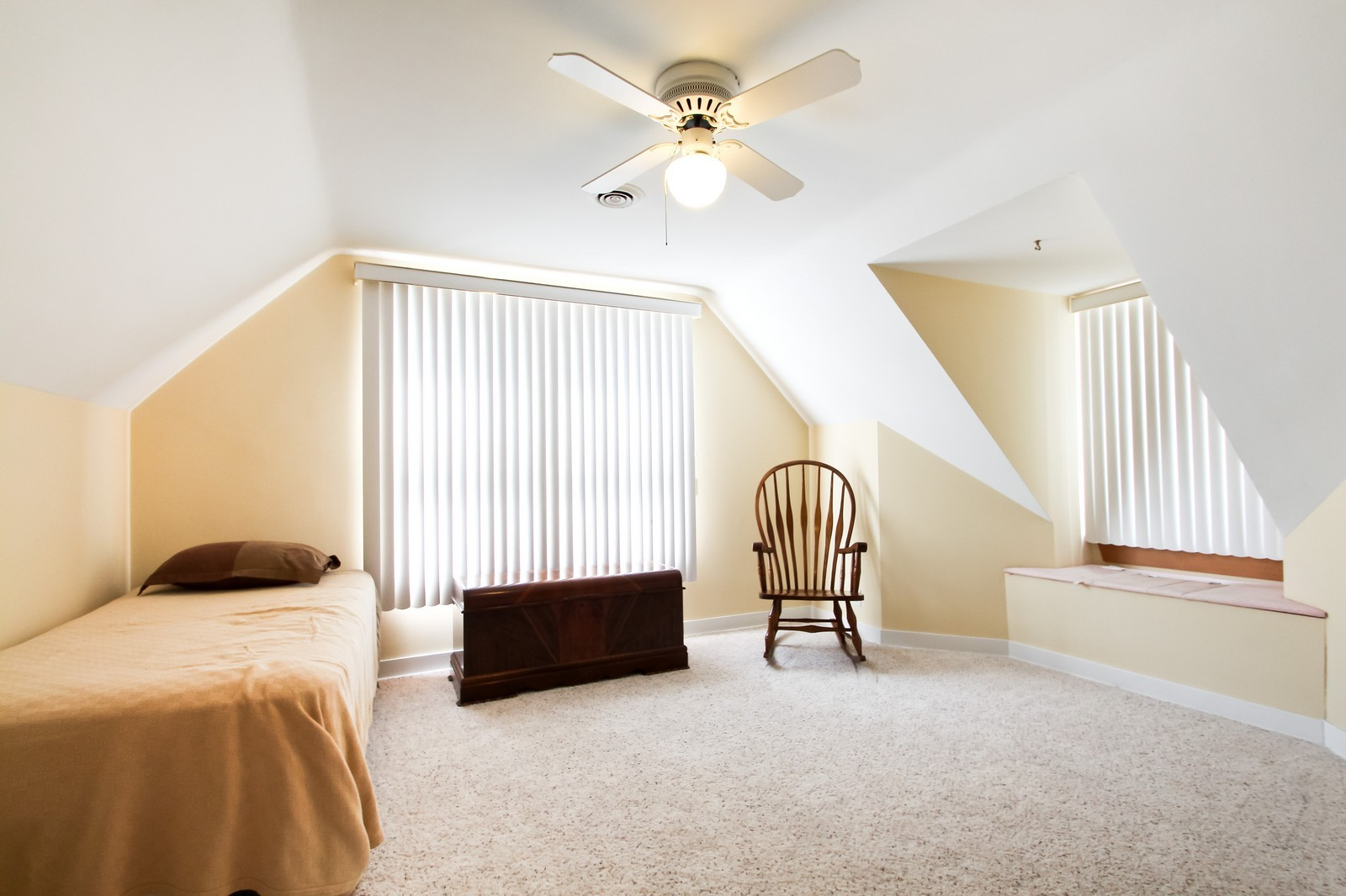 Real Estate Photography - 1132 Michigan City Rd,, Calumet City, IL, 60409 - 2nd Bedroom