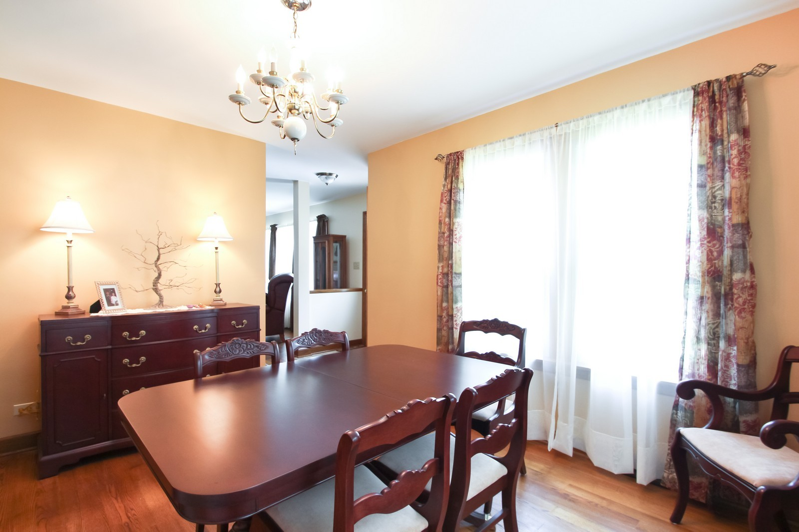 Real Estate Photography - 1132 Michigan City Rd,, Calumet City, IL, 60409 - Dining Room