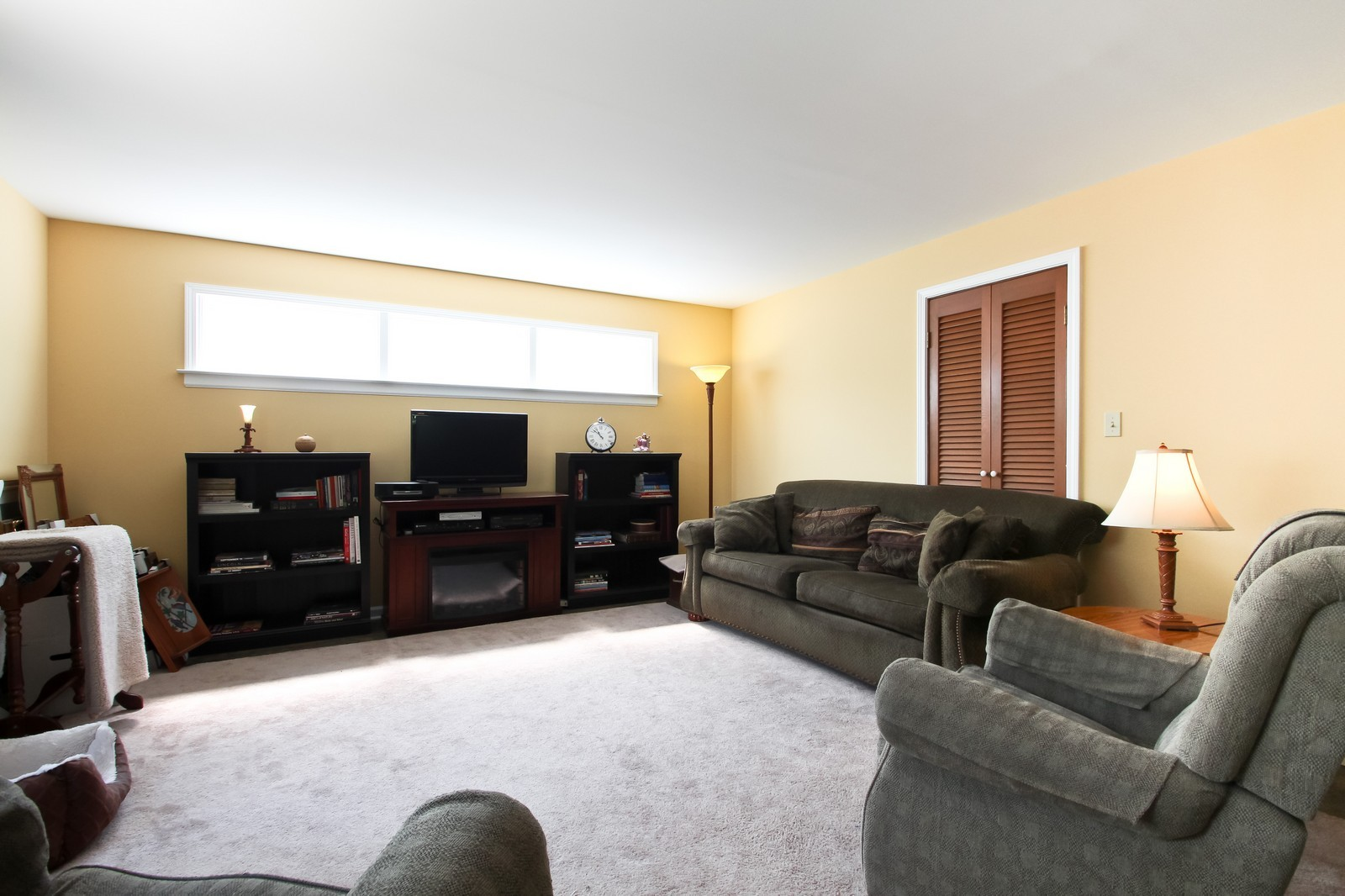 Real Estate Photography - 1132 Michigan City Rd,, Calumet City, IL, 60409 - Family Room