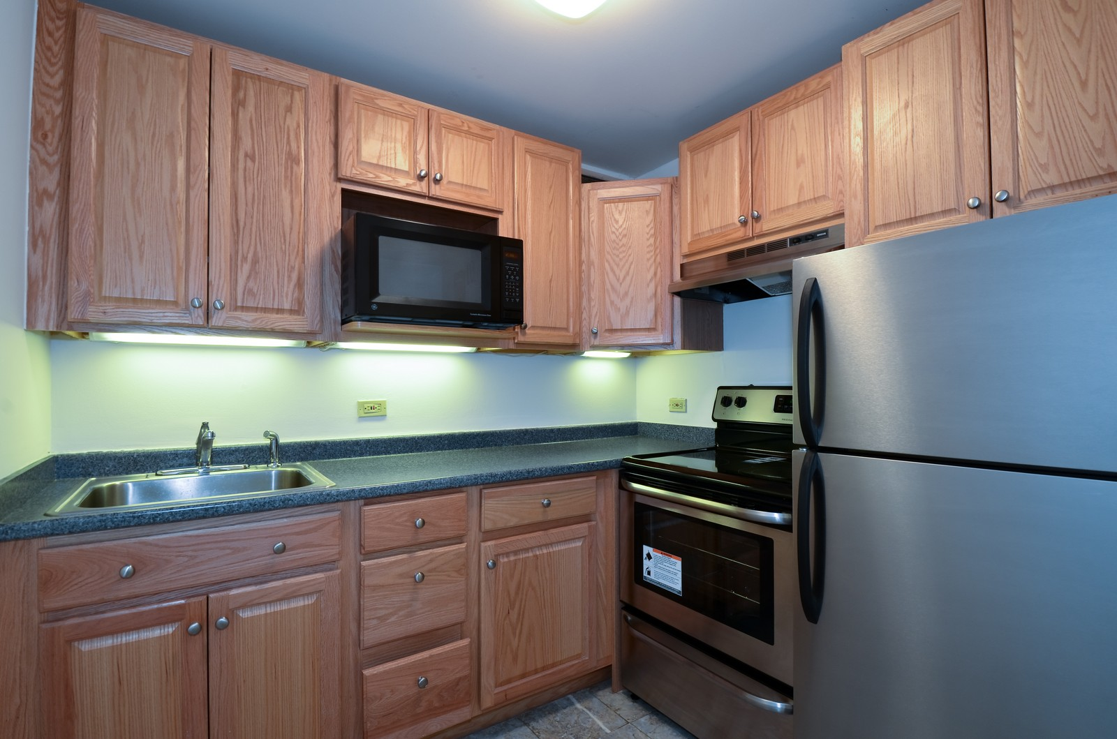 Real Estate Photography - 233 East Erie, 2304, Chicago, IL, 60611 - Kitchen
