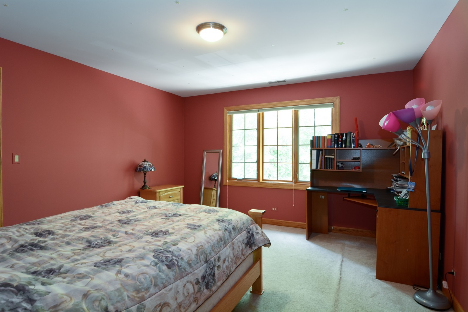 Real Estate Photography - 100 Covington, Oak Brook, IL, 60523 - Bedroom