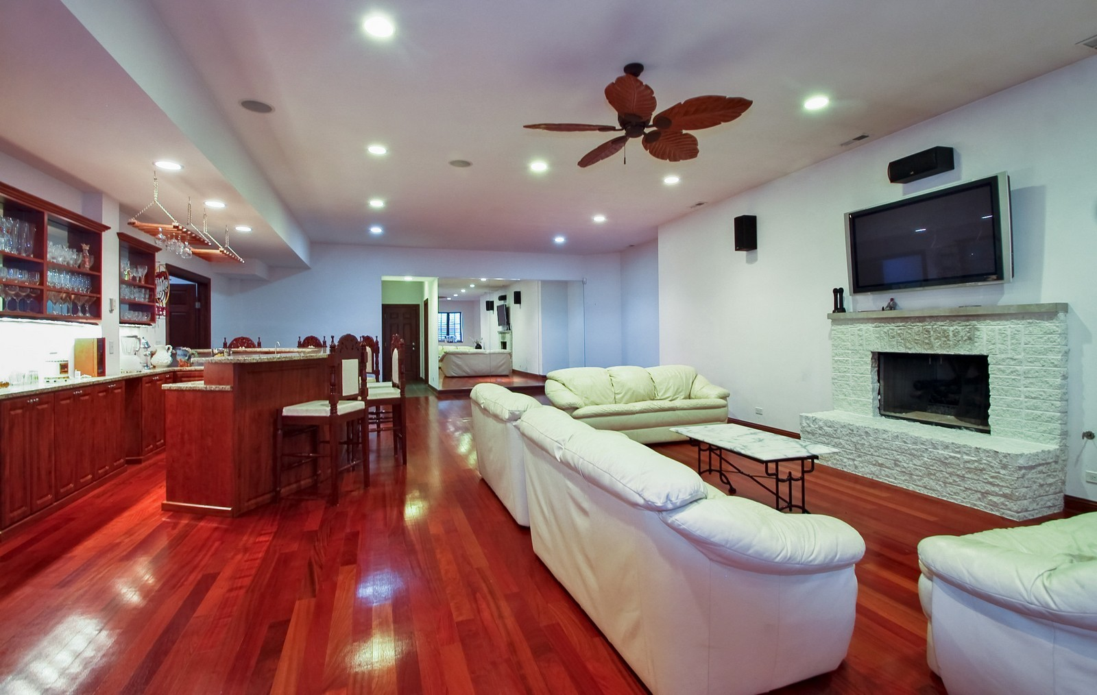 Real Estate Photography - 1641 Pickwick Lane, Glenview, IL, 60026 - Basement
