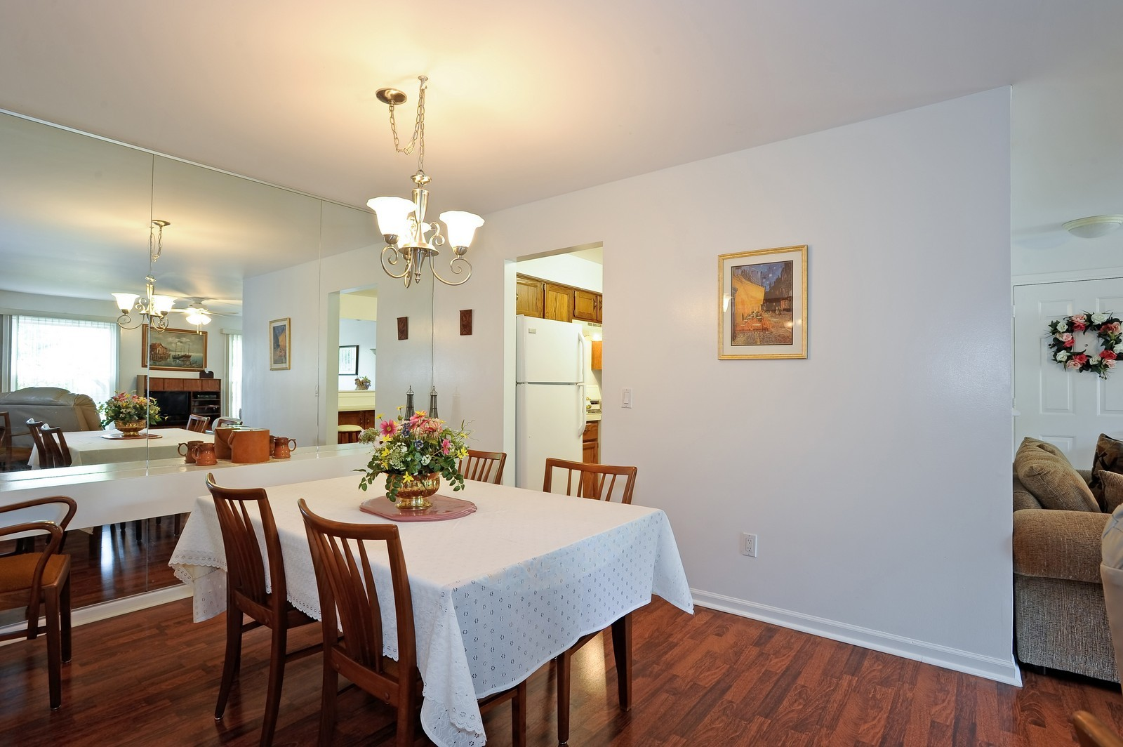 Real Estate Photography - 1138 Spring Garden, Naperville, IL, 60563 - Dining Room