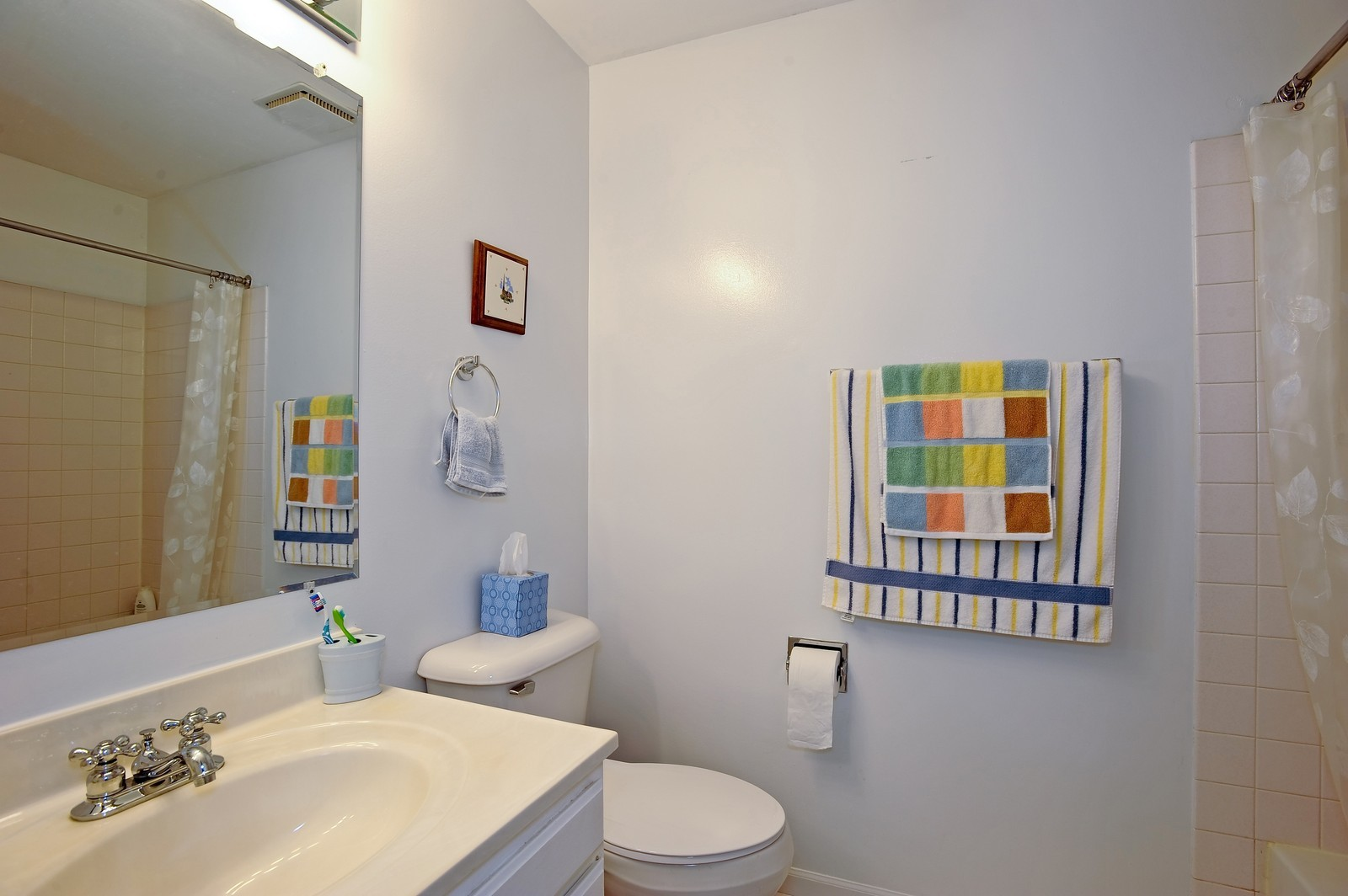 Real Estate Photography - 1138 Spring Garden, Naperville, IL, 60563 - Bathroom