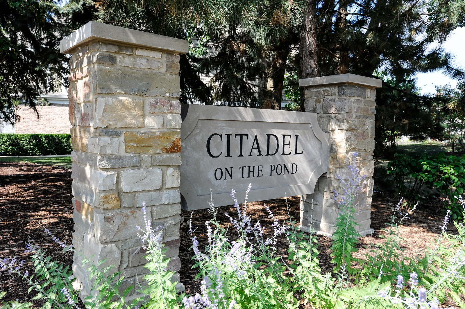 Real Estate Photography - 501 Citadel Circle, Westmont, IL, 60559 - Entrance