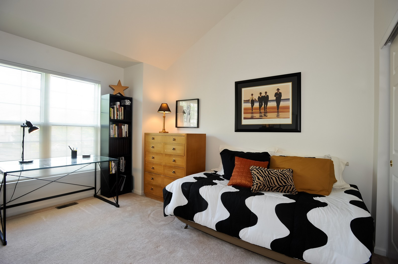 Real Estate Photography - 501 Citadel Circle, Westmont, IL, 60559 - Bedroom