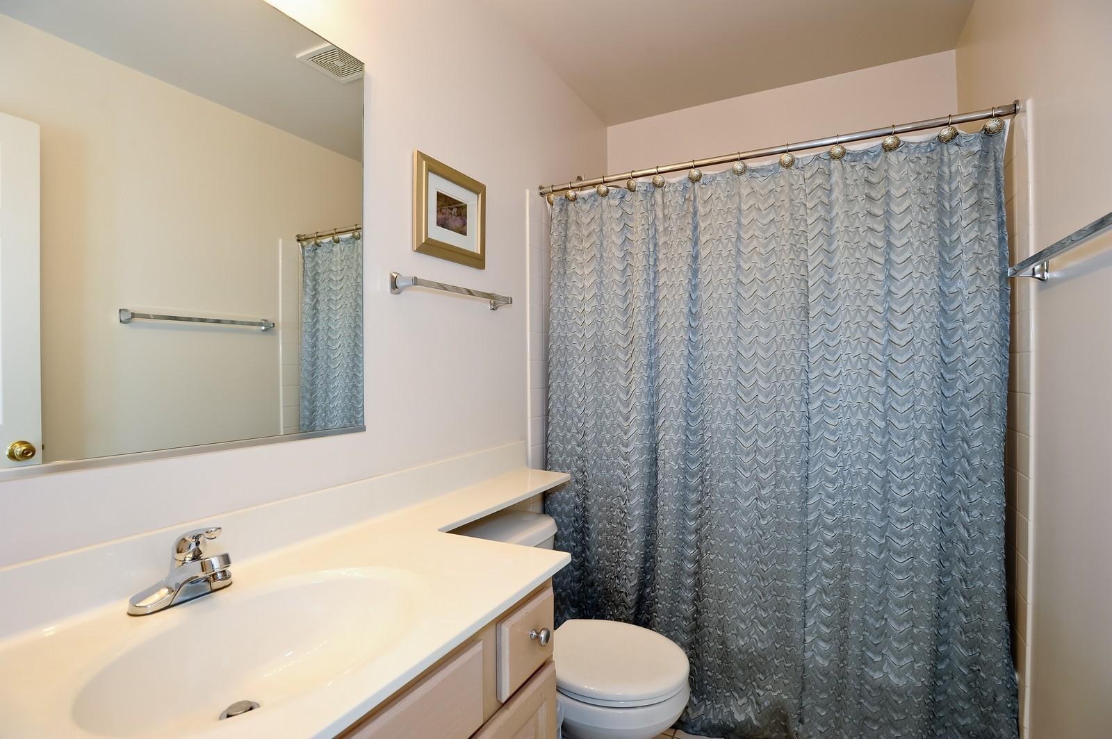 Real Estate Photography - 501 Citadel Circle, Westmont, IL, 60559 - Bathroom