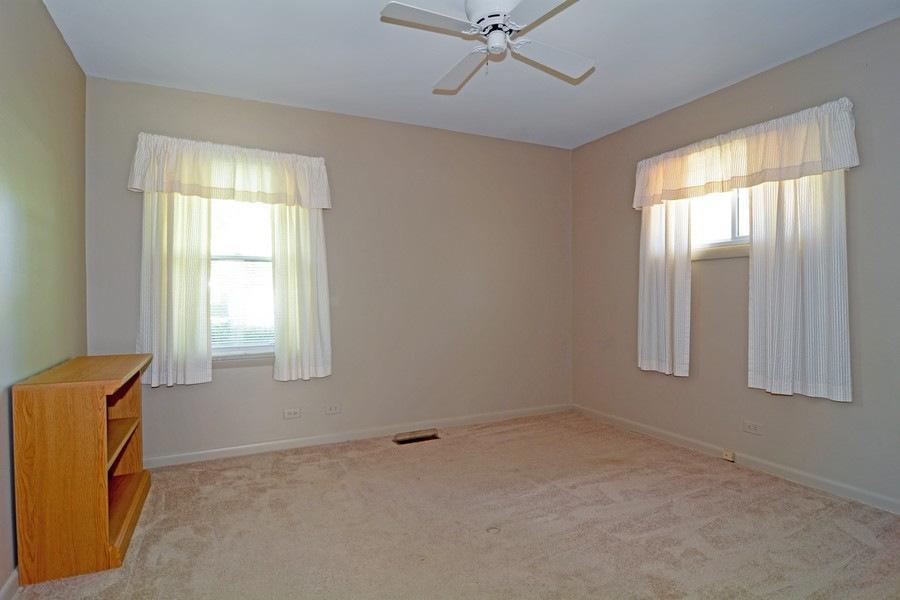 Real Estate Photography - 127 N. Pierce Ave., Wheaton, IL, 60187 - Master Bedroom