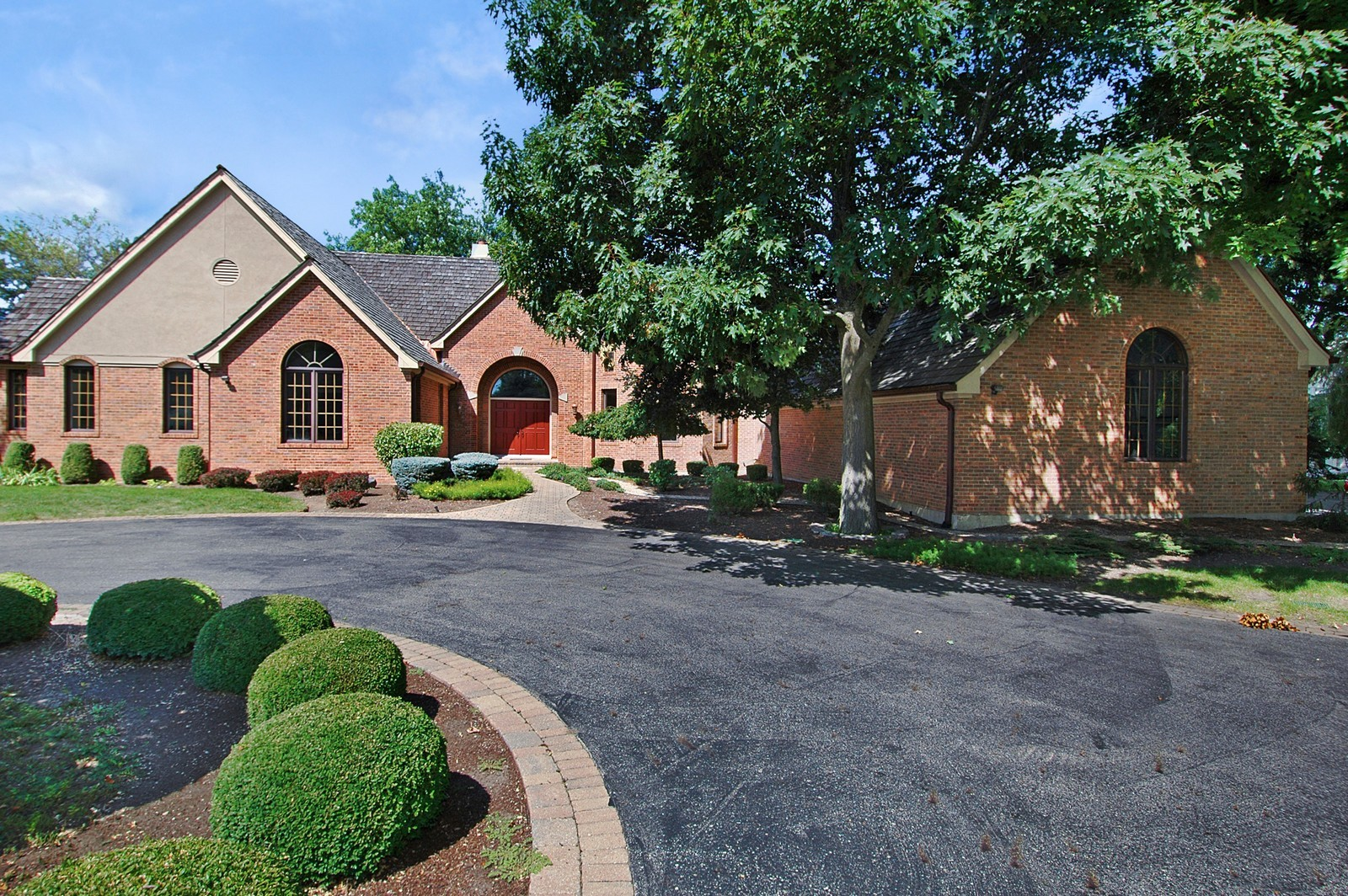 Real Estate Photography - 77 S Wynstone, North Barrington, IL, 60010 - Front View