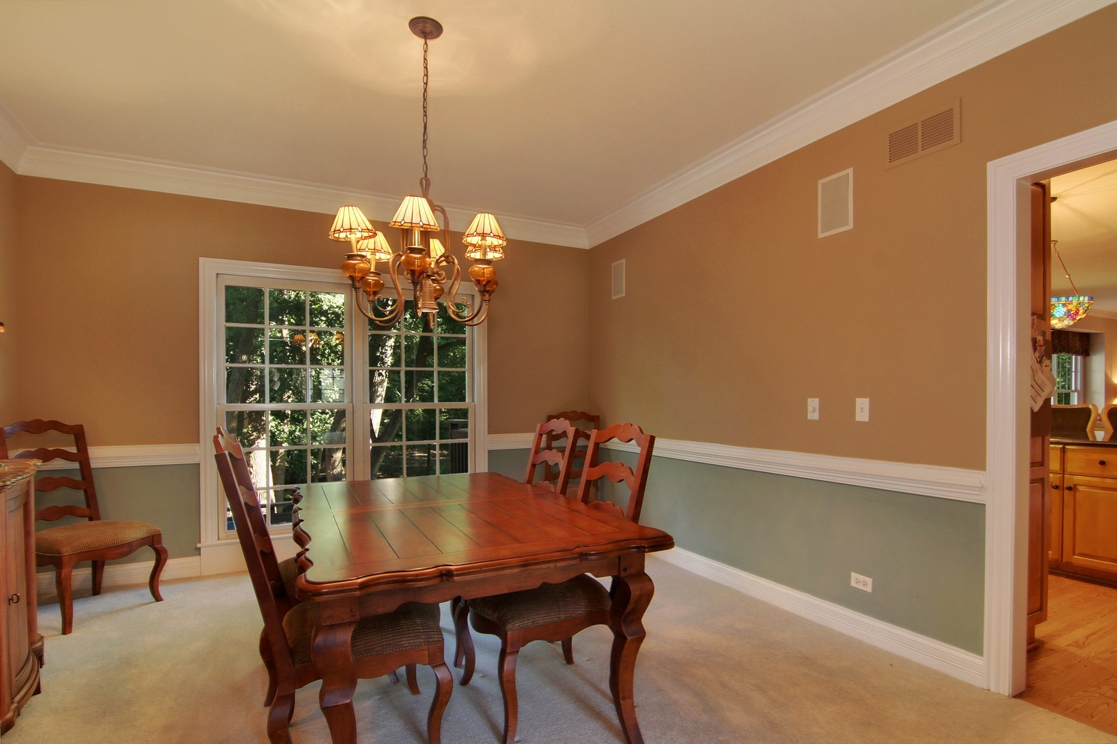 Real Estate Photography - 212 E 57th St, Westmont, IL, 60559 - Dining Room