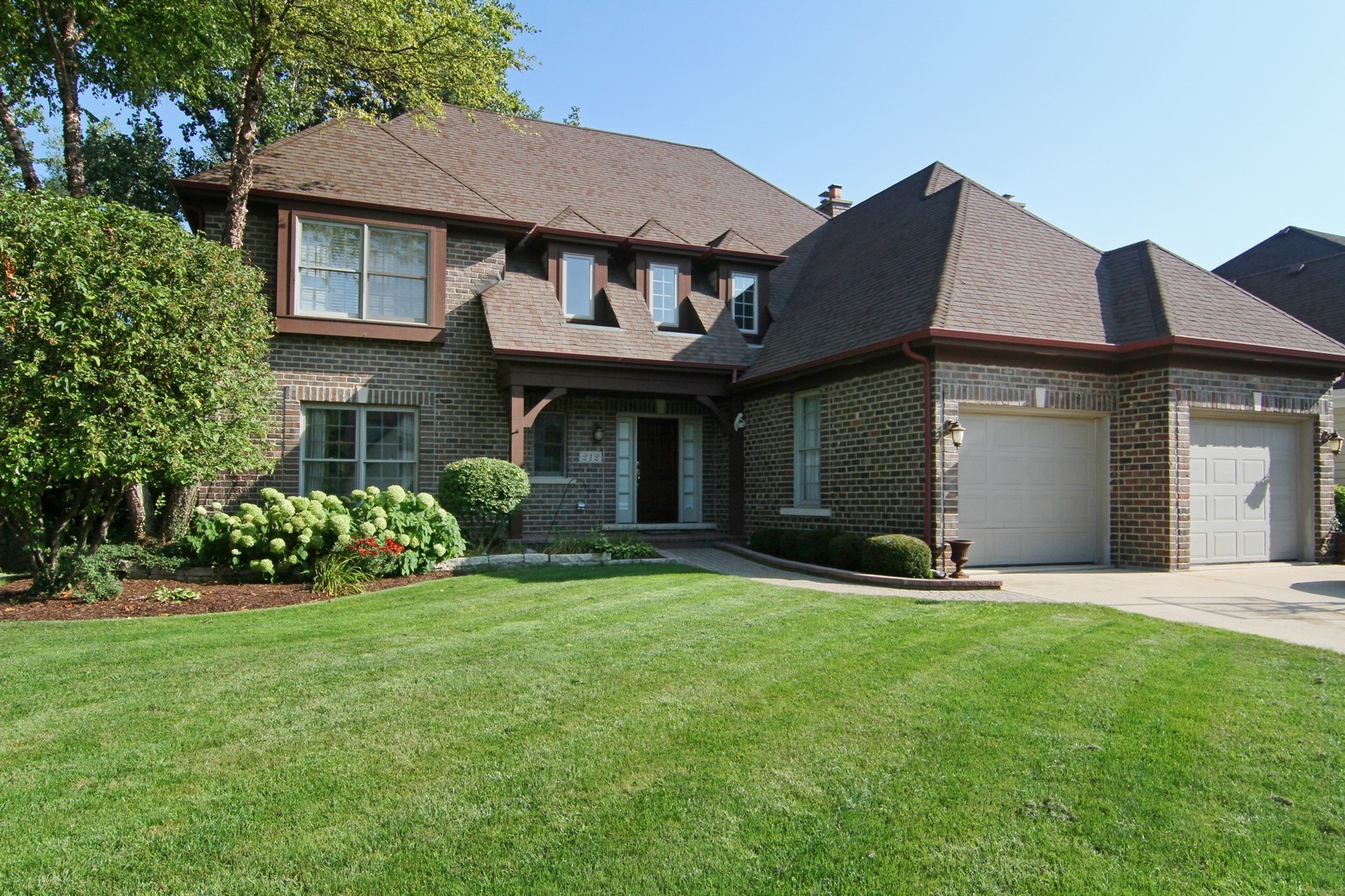 Real Estate Photography - 212 E 57th St, Westmont, IL, 60559 - Front View
