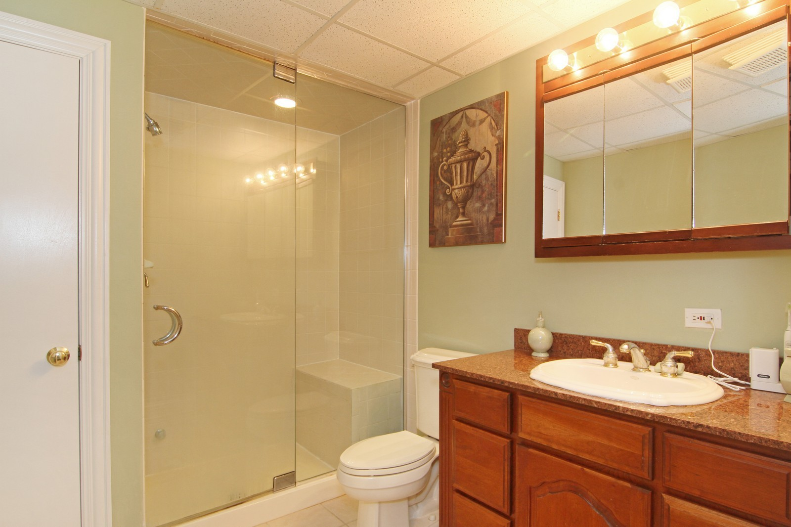 Real Estate Photography - 212 E 57th St, Westmont, IL, 60559 - Bathroom