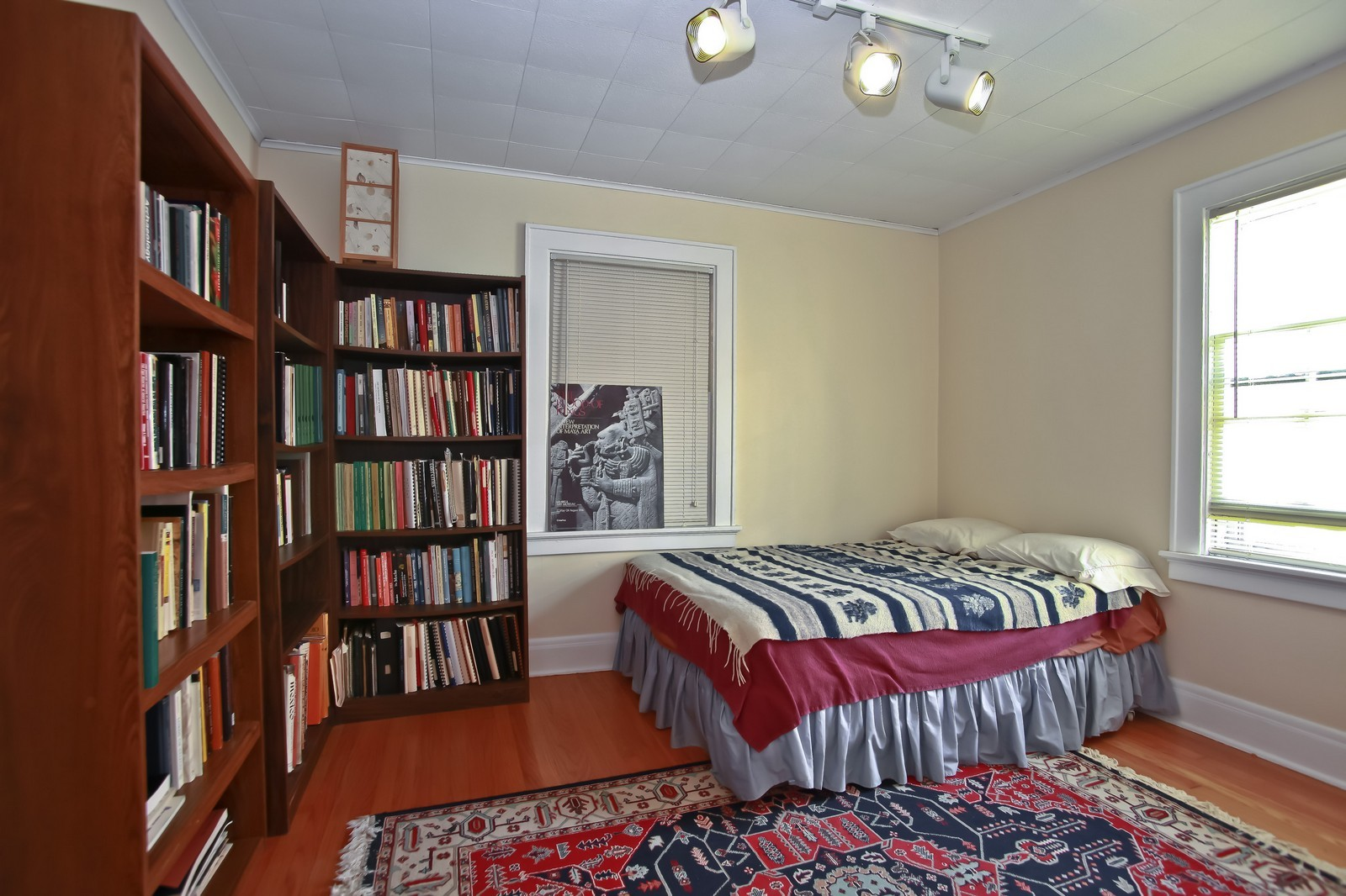 Real Estate Photography - 4459 N Newhall Ave, Shorewood, WI, 53211 - Master Bedroom
