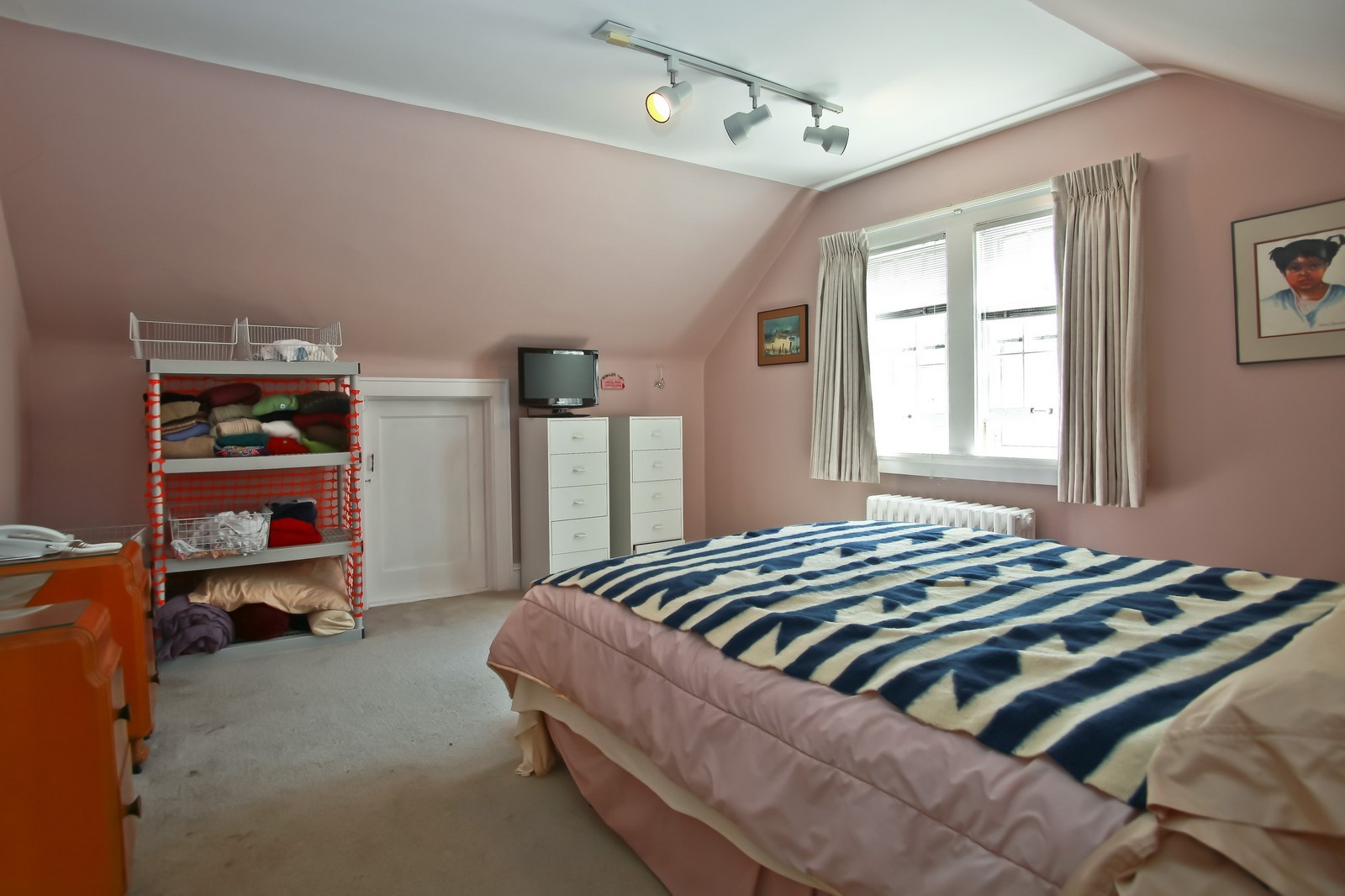 Real Estate Photography - 4459 N Newhall Ave, Shorewood, WI, 53211 - Bedroom