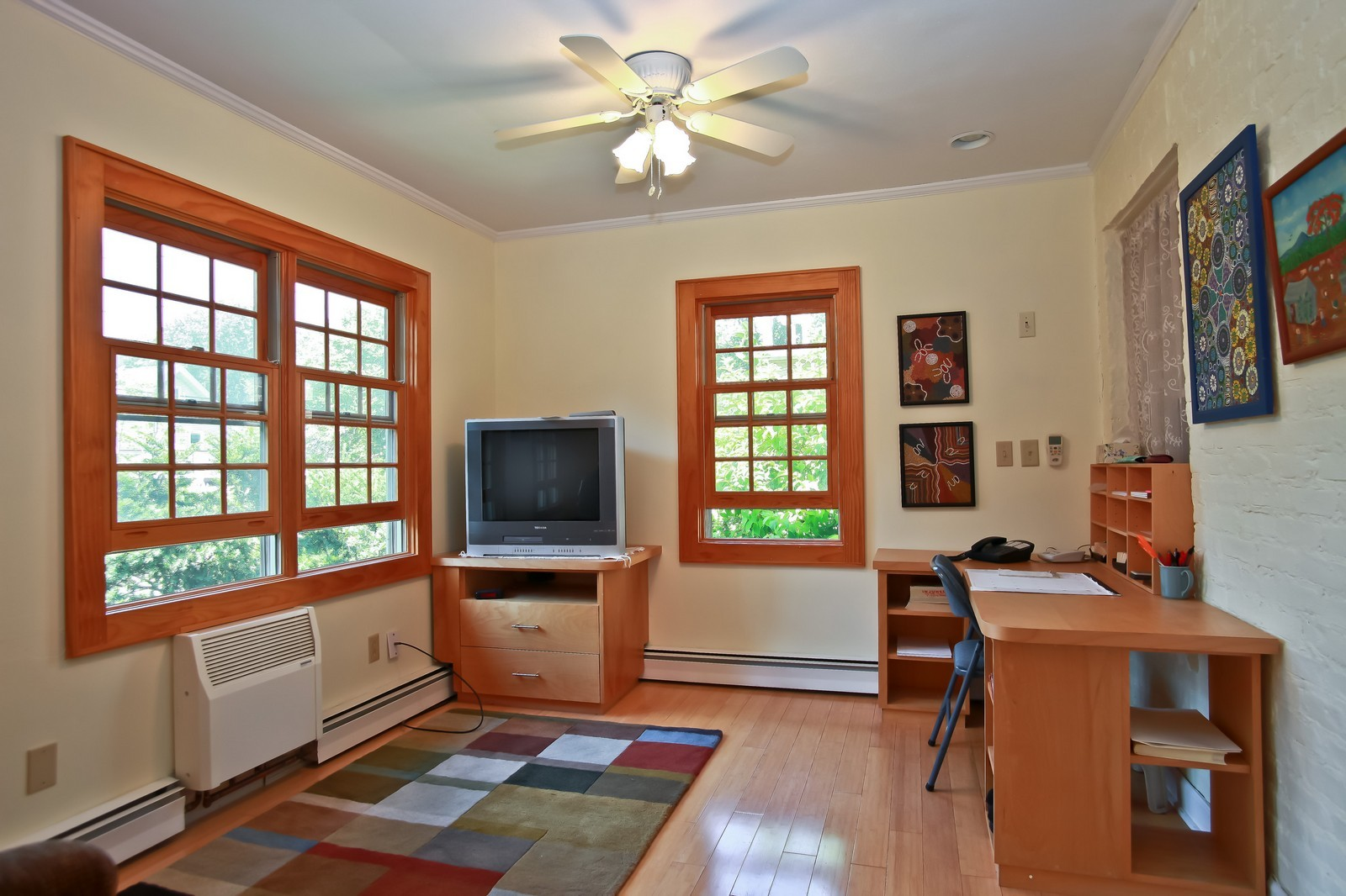 Real Estate Photography - 4459 N Newhall Ave, Shorewood, WI, 53211 - Office