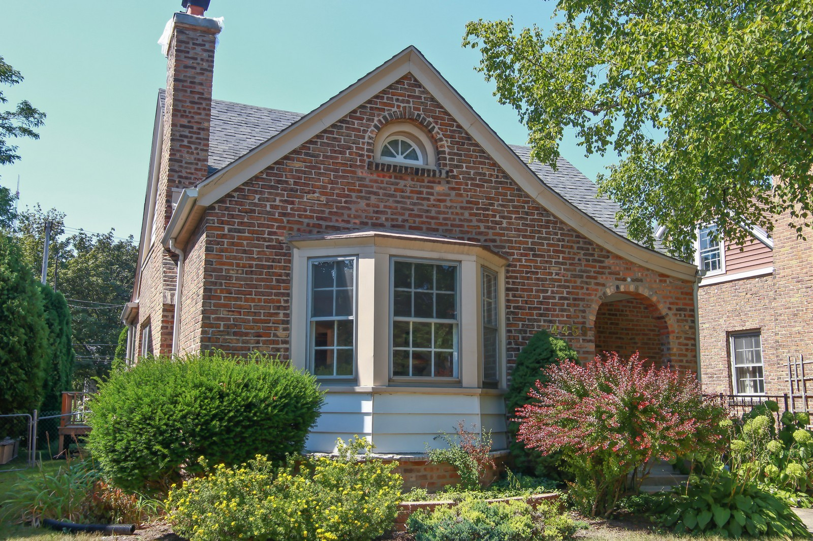 Real Estate Photography - 4459 N Newhall Ave, Shorewood, WI, 53211 - Front View