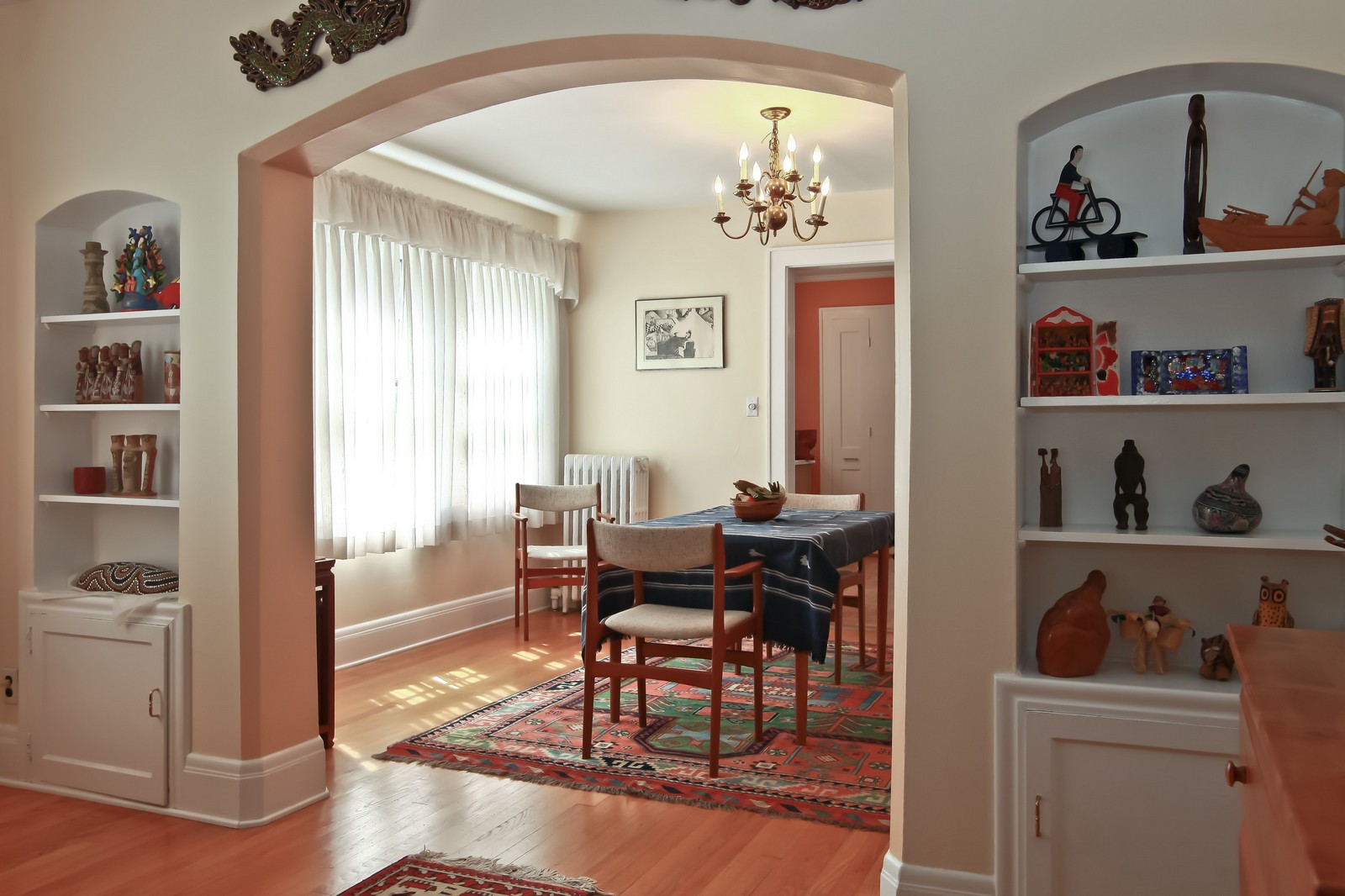 Real Estate Photography - 4459 N Newhall Ave, Shorewood, WI, 53211 - Family Room / Dining Room
