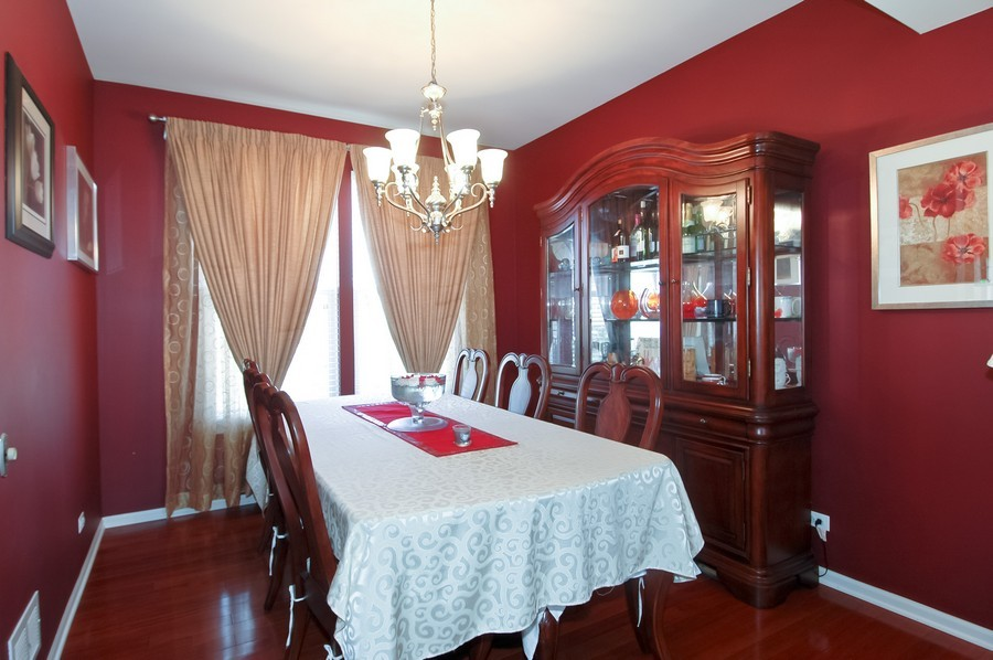 Real Estate Photography - 4370 Whitehall Ln, Algonoquin, IL, 60102 - Dining Room