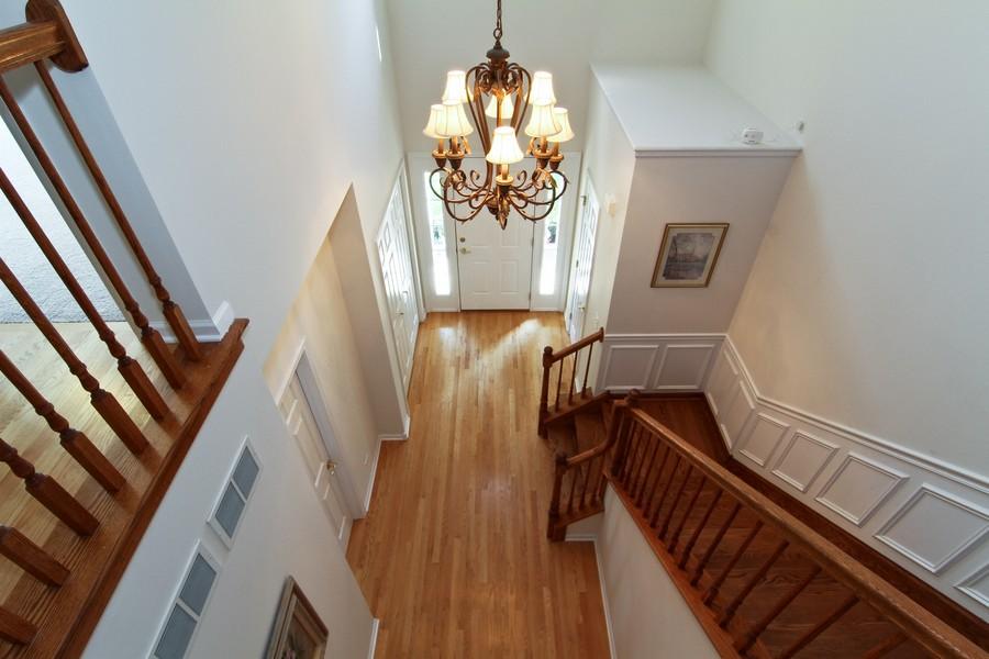 Real Estate Photography - 414 Park Ave, Clarendon Hills, IL, 60514 - Loft View A