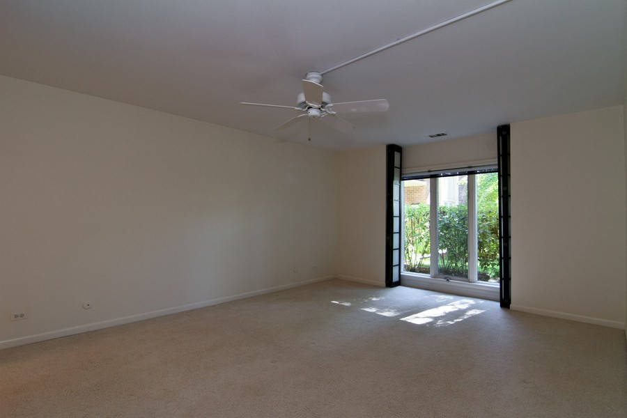 Real Estate Photography - 3 Oak Brook Club, D103, Oak Brook, IL, 60523 - Master Bedroom