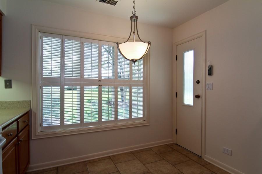 Real Estate Photography - 3 Oak Brook Club, D103, Oak Brook, IL, 60523 - Breakfast Area