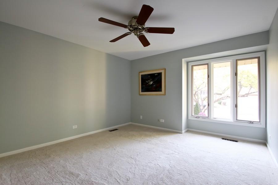 Real Estate Photography - 50 Briarwood Lane, Oak Brook, IL, 60523 - 2nd Bedroom