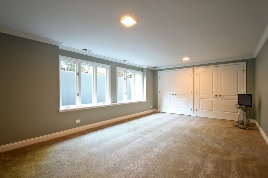 Real Estate Photography - 50 Briarwood Lane, Oak Brook, IL, 60523 - Lower Level