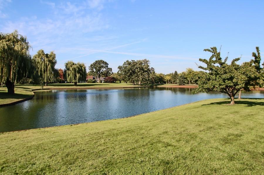 Real Estate Photography - 50 Briarwood Lane, Oak Brook, IL, 60523 - Briarwood Lakes