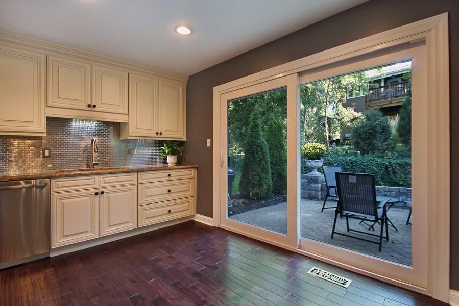 Real Estate Photography - 50 Briarwood Lane, Oak Brook, IL, 60523 - Breakfast Area