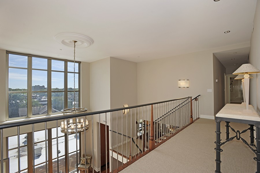 Real Estate Photography - 520 S Washington Street, PH3, Naperville, IL, 60540 - 2nd Floor