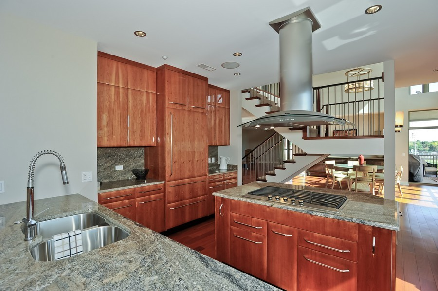 Real Estate Photography - 520 S Washington Street, PH3, Naperville, IL, 60540 - Kitchen / Dining Room