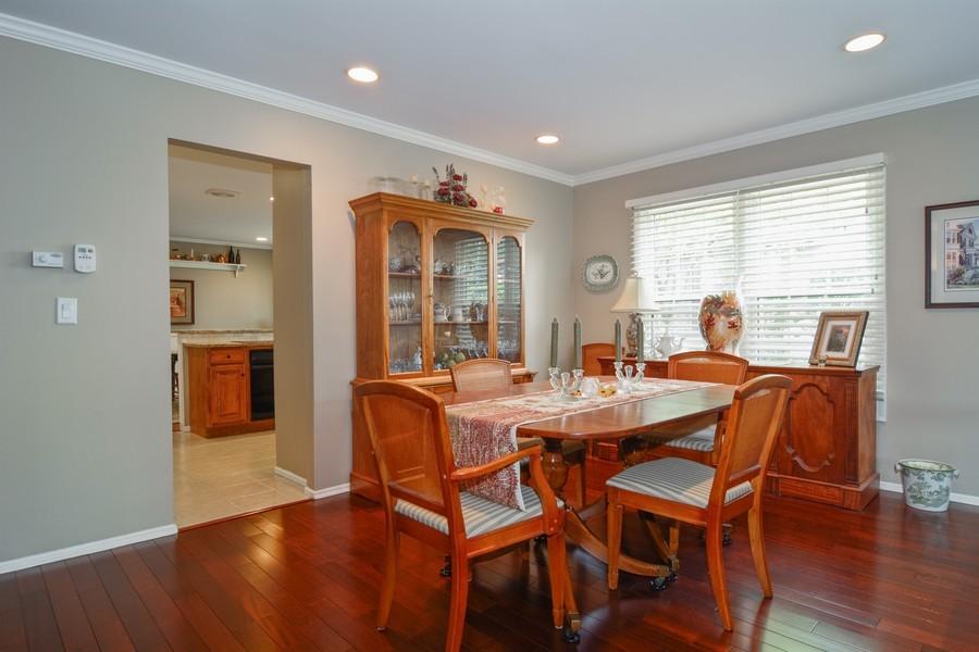 Real Estate Photography - 913 Wheaton Oaks Dr, Wheaton, IL, 60187 - Dining Room