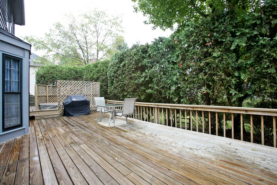 Real Estate Photography - 1006 augustana, Naperville, IL, 60565 - Patio
