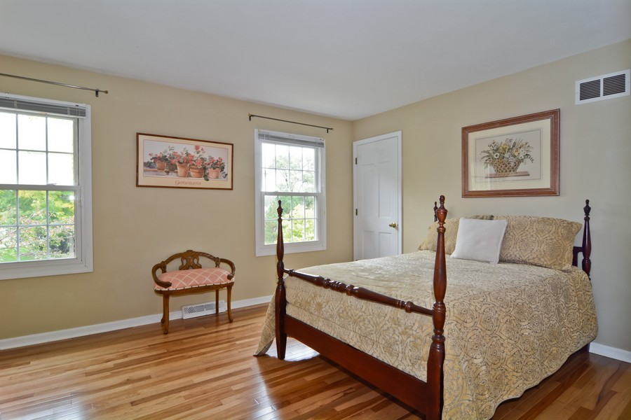 Real Estate Photography - 22W119 McCarron, Glen Ellyn, IL, 60137 - 4th Bedroom