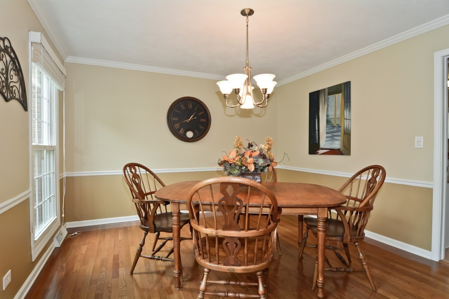 Real Estate Photography - 22W119 McCarron, Glen Ellyn, IL, 60137 - Dining Room