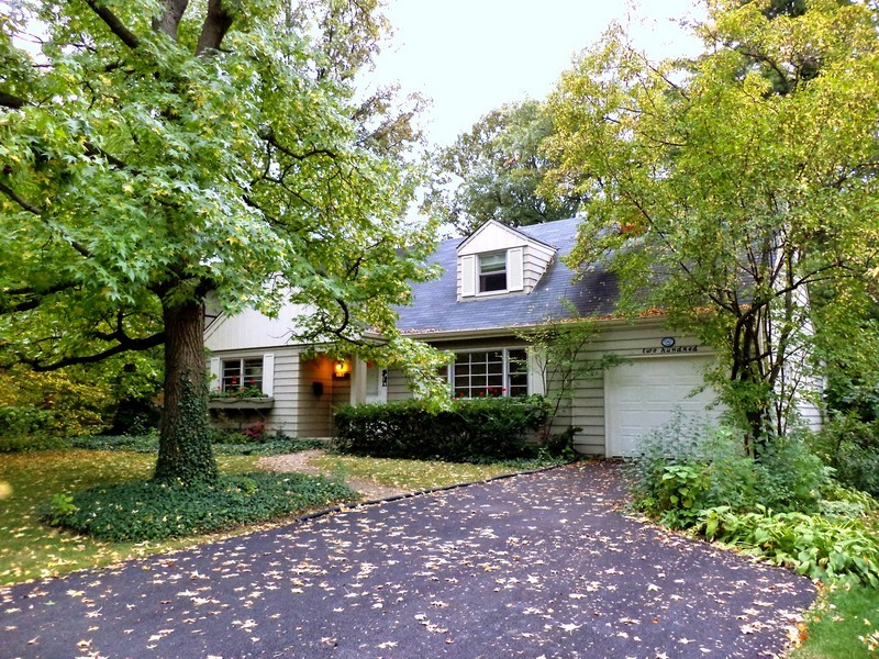 Real Estate Photography - 200 Bryant, Glen Ellyn, IL, 60137 - Front View