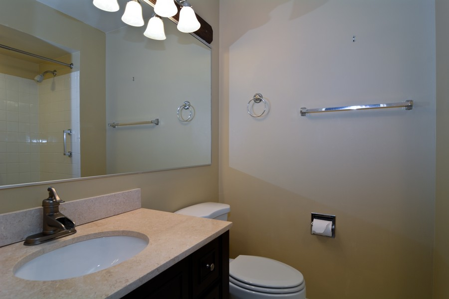 Real Estate Photography - 37 White Oak, St. Charles, IL, 60174 - Master Bathroom