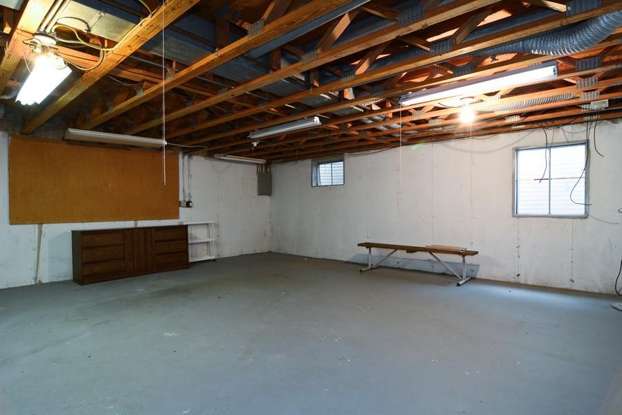 Real Estate Photography - 37 White Oak, St. Charles, IL, 60174 - Basement