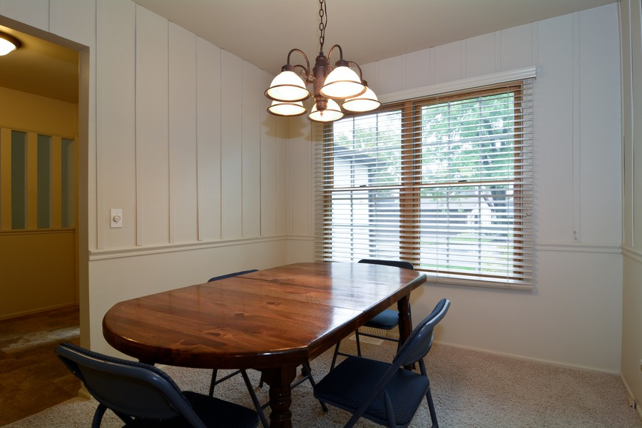 Real Estate Photography - 37 White Oak, St. Charles, IL, 60174 - Breakfast Nook