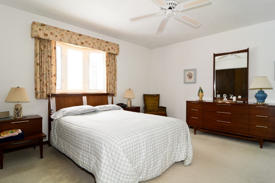 Real Estate Photography - 146 S Adeline, Addison, IL, 60101 - Master Bedroom