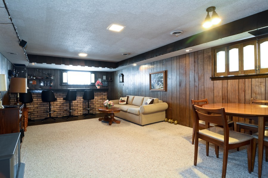 Real Estate Photography - 146 S Adeline, Addison, IL, 60101 - Family Room