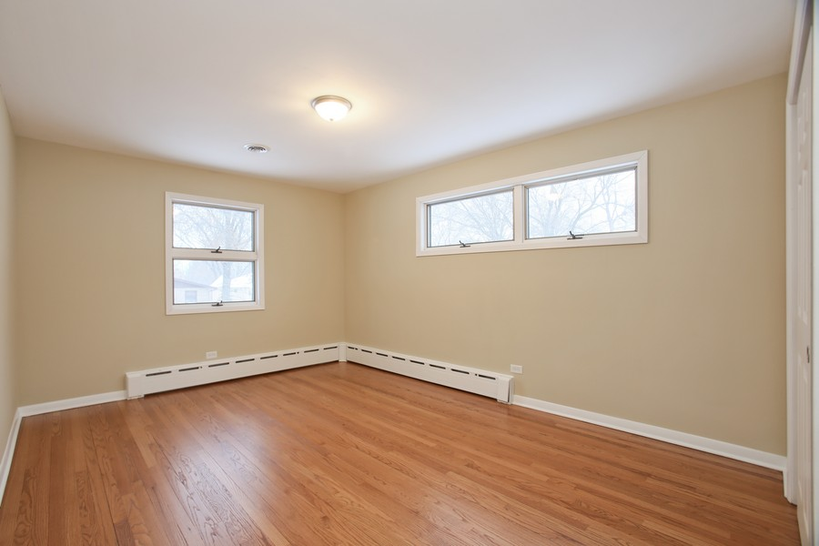 Real Estate Photography - 441 Bunning, Downers Grove, IL, 60516 - Bedroom
