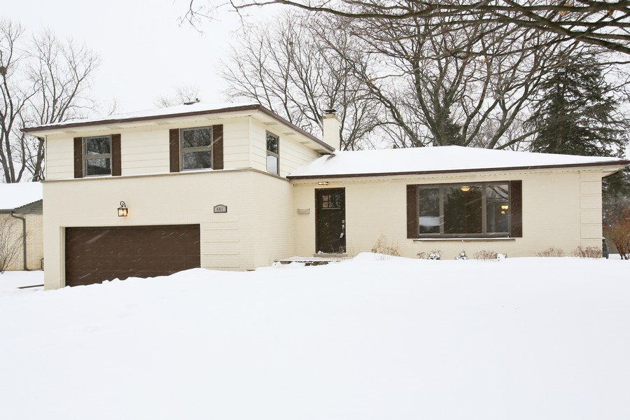 Real Estate Photography - 441 Bunning, Downers Grove, IL, 60516 - Front View