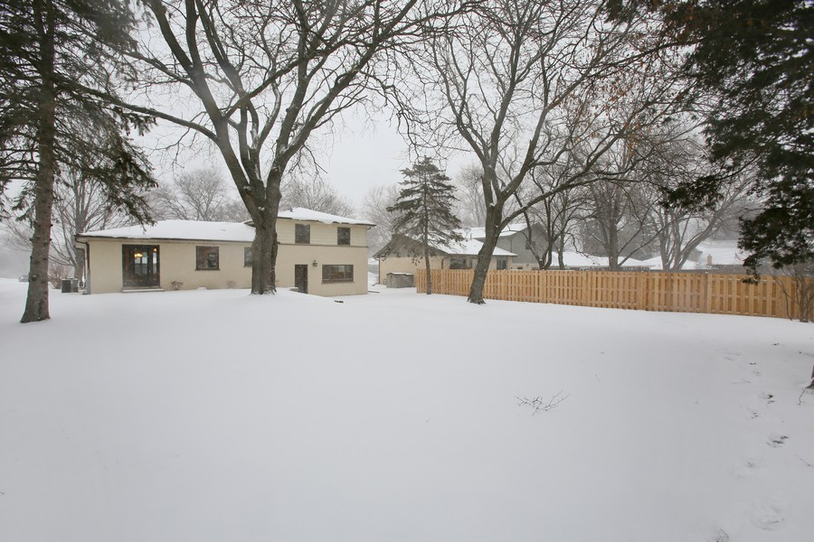 Real Estate Photography - 441 Bunning, Downers Grove, IL, 60516 - Rear View