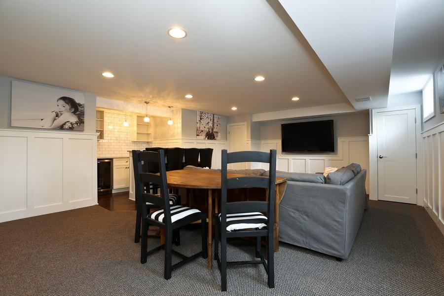 Real Estate Photography - 467 Carleton, Glen Ellyn, IL, 60137 - Basement